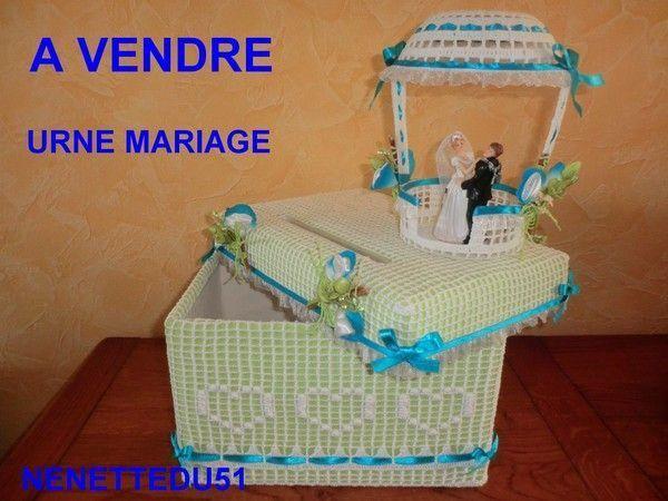 URNE TIRELIRE MARIAGE